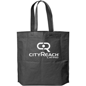 Imprinted Econo Gusset Tote Bag
