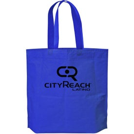 Econo Gusset Tote Bag for Advertising