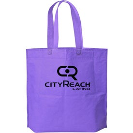 Econo Gusset Tote Bag for Marketing