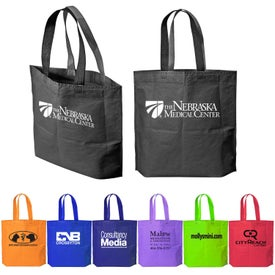 Econo Gusset Tote Bags