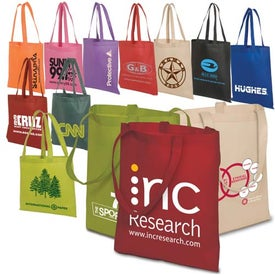 Econo Non-Woven Tote - 80GSM Branded with Your Logo