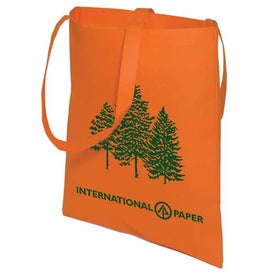 Promotional Econo Non-Woven Tote - 80GSM