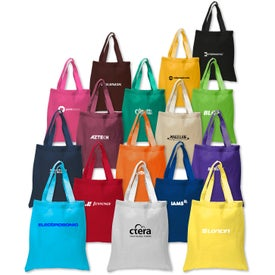 Imprinted Economical Tote Pack