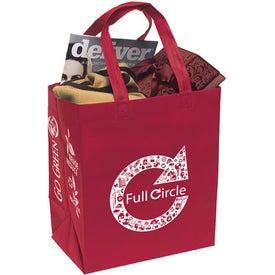 Printed Economy Tote Bag