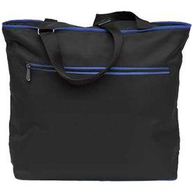 Personalized Edge Tote Bag
