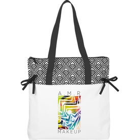 Promotional Empire Cinch Tablet Tote Bag