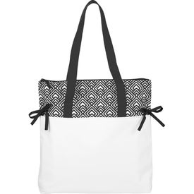Empire Cinch Tablet Tote Bag Imprinted with Your Logo