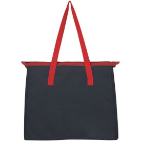 Empire Shopping Tote with Your Logo