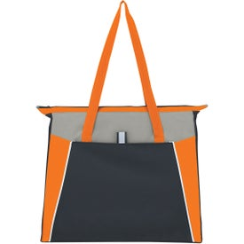 Logo Empire Shopping Tote