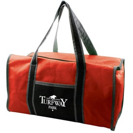 Enviro Friendly Duffle Bag for Your Company