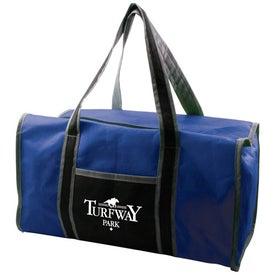 Imprinted Enviro Friendly Duffle Bag