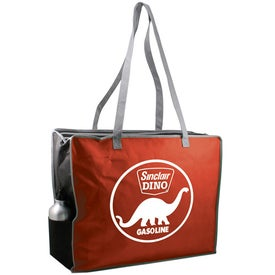 Enviro Friendly Travel Bag with Your Slogan