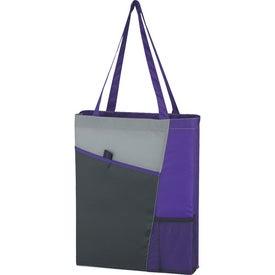 Monogrammed Envoy Tote Bag