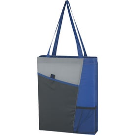 Imprinted Envoy Tote Bag