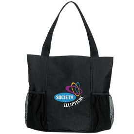 Essential Tote with Your Slogan