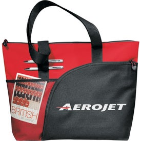 Excel Sport Utility Tote Branded with Your Logo