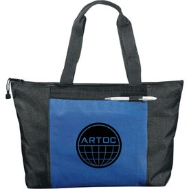 Excel Sport Zippered Travel Tote