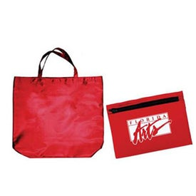 Expandable Tote N Go for Marketing