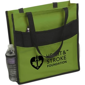 Expo Double Pocket Tote Bag for Your Organization
