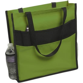 Expo Double Pocket Tote Bag for Marketing