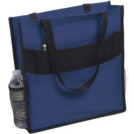 Company Expo Double Pocket Tote Bag