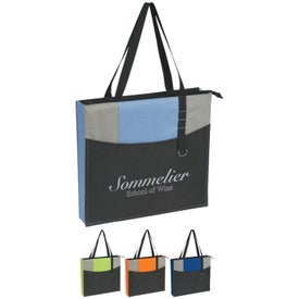 Expo Tote Bag with Your Slogan