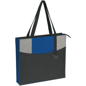 Customizable Expo Tote Bag Branded with Your Logo