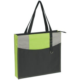 Customizable Expo Tote Bag for Marketing