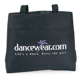 Customized Polyester Expo Tote Bag