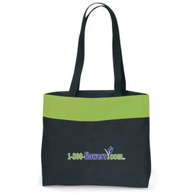 Polyester Expo Tote Bag for Marketing