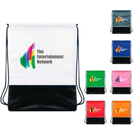 Fashion Drawstring Backpack for Your Company