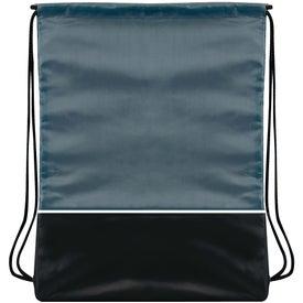 Monogrammed Fashion Drawstring Backpack