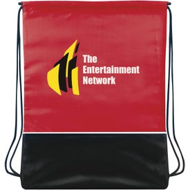 Fashion Drawstring Backpack Printed with Your Logo