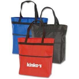 Fashion Zipper Tote Bag