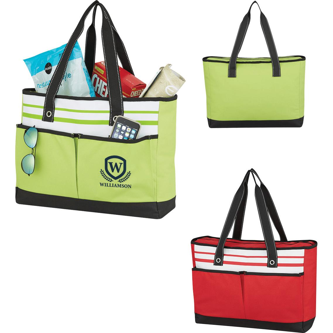 Fashionable Roomy Tote Bag Personalized