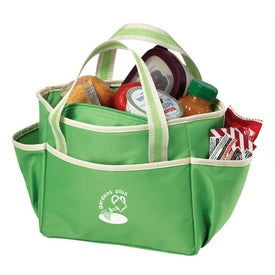 Femme Cooler Tote Imprinted with Your Logo