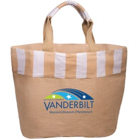 Branded Festival Tote Bag
