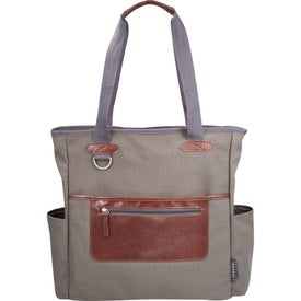 Field and Co. Tote Bag Printed with Your Logo