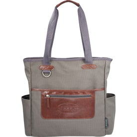 Advertising Field and Co. Tote Bag
