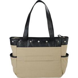 Fine Society Nicole Icon Compu-Tote Bag