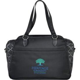 Fine Society Sophia TSA Compu-Tote Bag