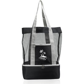 FisherHaven Mesh Cooler Tote Bag