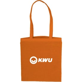 Flat Style Tote Bag for Marketing