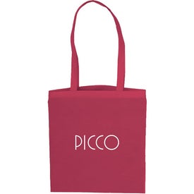 Personalized Flat Style Tote Bag