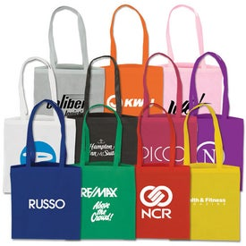 Flat Style Tote Bags