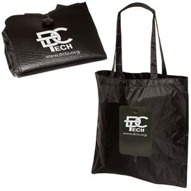 Fold-A-Tote Imprinted with Your Logo