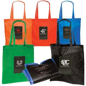 Advertising Fold-A-Tote