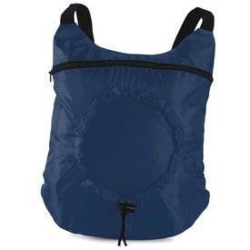 Fold Up Backpack for Promotion