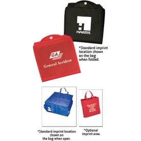 Custom Fold Up Tote Bag