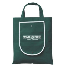 Promotional Polypropylene Fold Up Tote Bag
